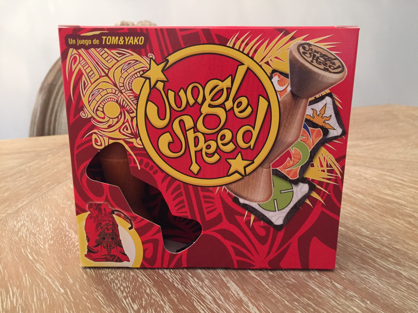Hoy descubrimos… Jungle Speed